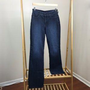 NYDJ • Barbara Bootcut Jeans Burbank Size 8